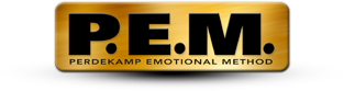 PEM – Perdekamp Emotional Method Retina Logo